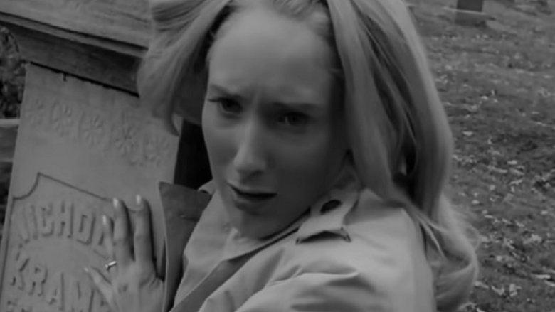 Judith O'Dea in Night of the Living Dead