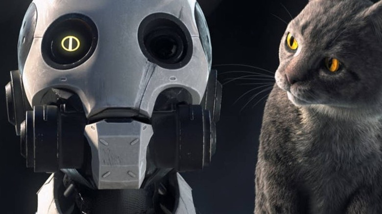 Love, Death and Robots Three Robots