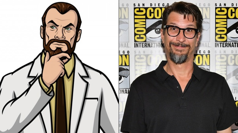 Dr. Krieger / Lucky Yates