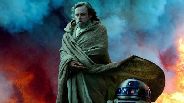 Luke S Big Rise Of Skywalker Scene Was A Reshoot
