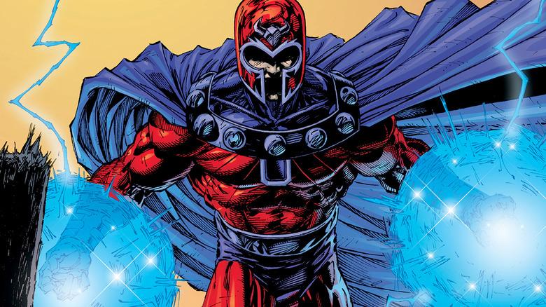 Magneto, Master of Magnetism