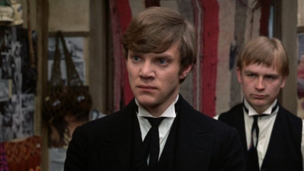 Malcolm McDowell in if...