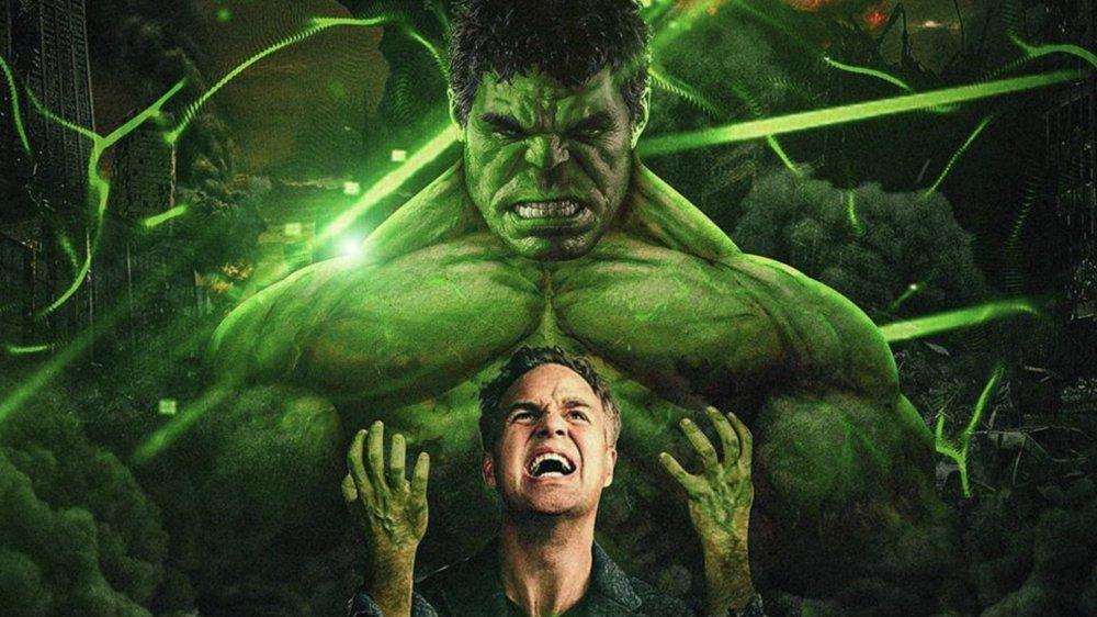 Fanart of Mark Ruffalo as Bruce Banner a.k.a. the Hulk