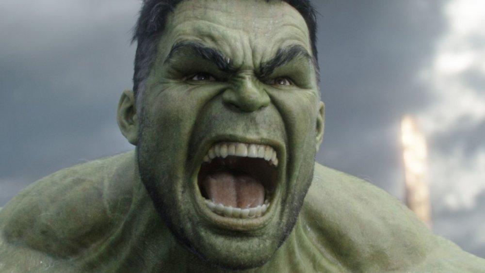 Mark Ruffalo as Hulk in Avengers: Endgame