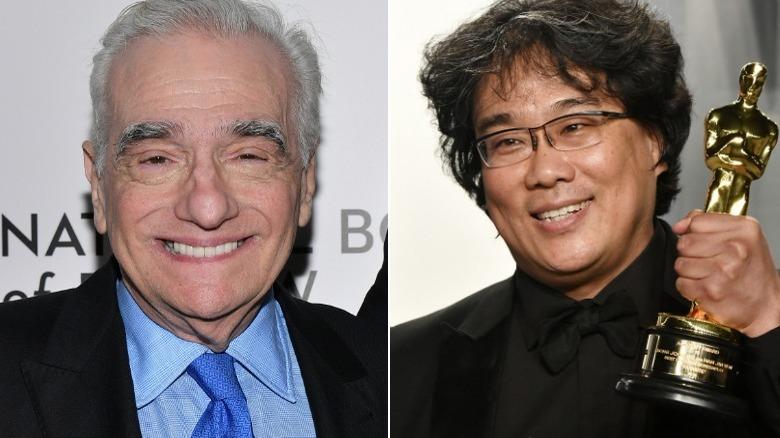Martin Scorsese, Bong Joon-ho