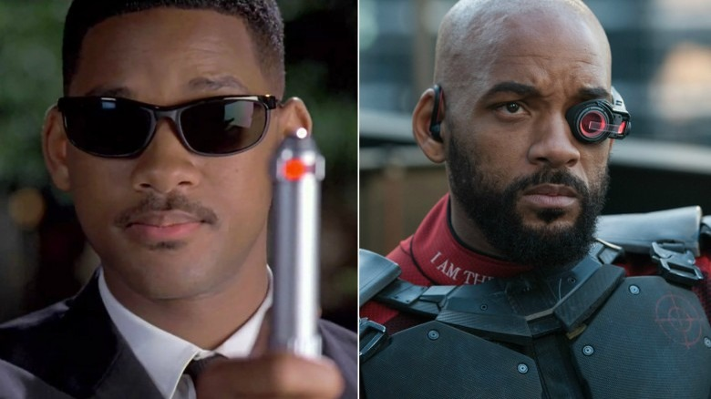 Agent J and Deadshot