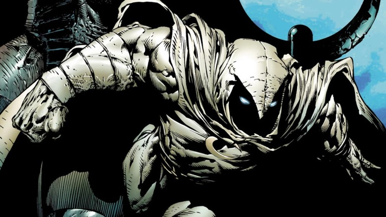 Cover of Moon Knight Vol. 3 No. 1
