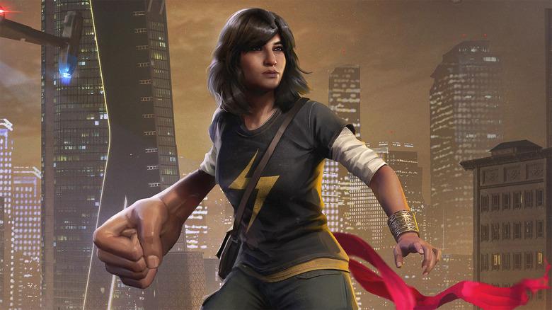 Ms. Marvel in Marvel's Avengers