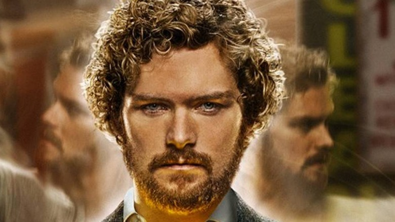 Finn Jones in Marvel's Iron Fist