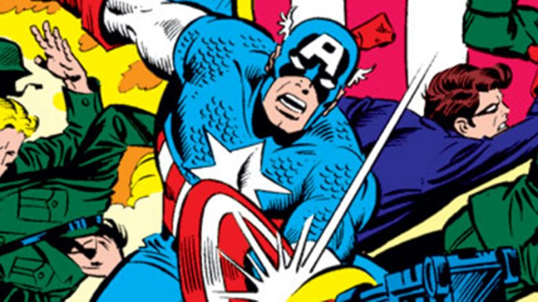 What If Captain America Hadn't Vanished During World War Two!