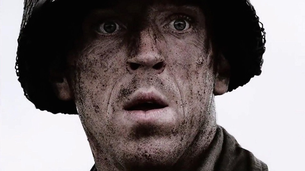 Band of Brothers soldier frightened