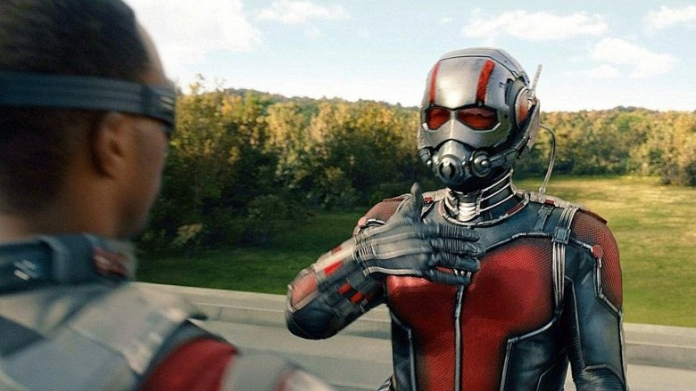 Scene from Ant-Man