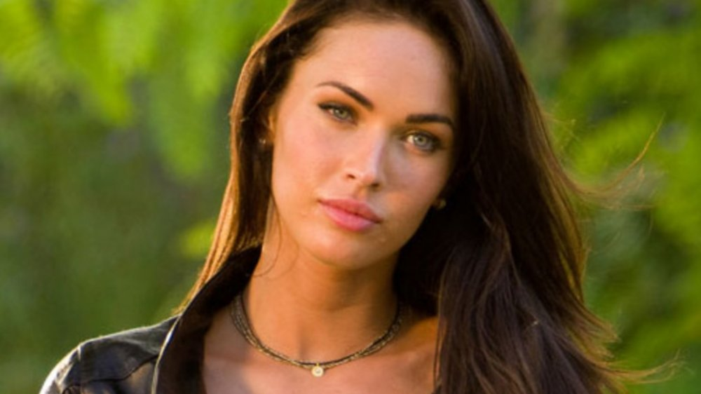 Megan Fox as Mikaela Banes in Transformers: Revenge of the Fallen