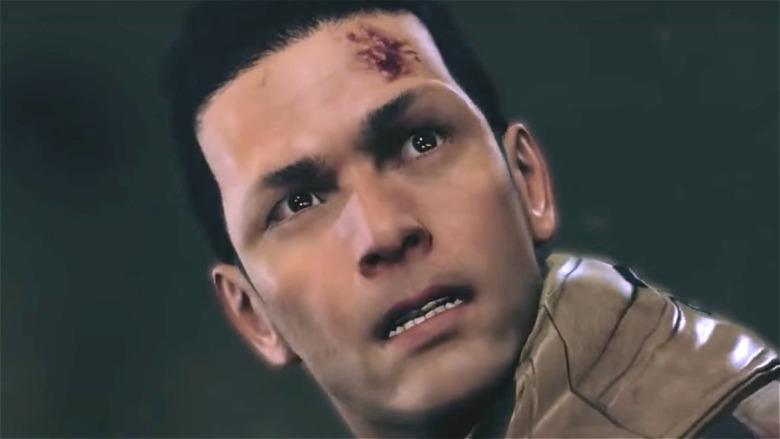 Metal Gear Survive survivor