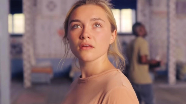 Florence Pugh in Ari Aster's Midsommar