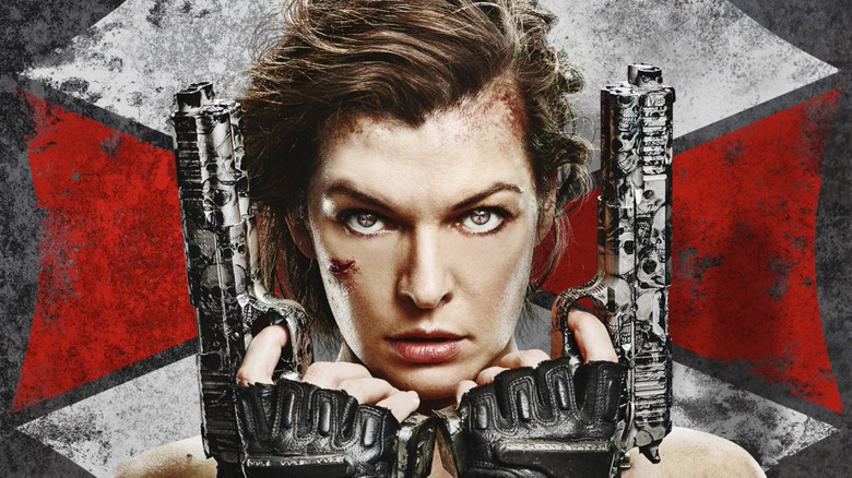 Milla Jovovich's stunt double sues Resident Evil producers after losing her arm in 'horrific' accident