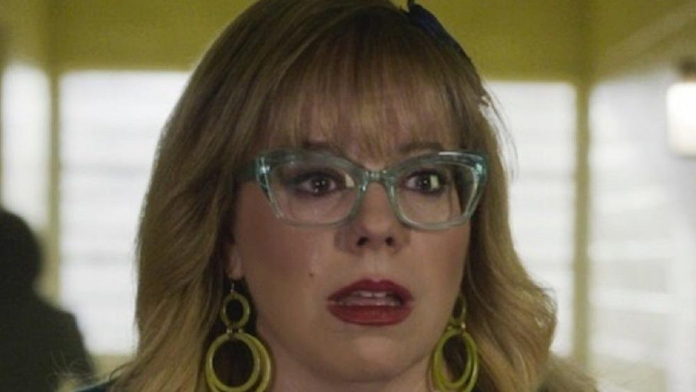 Penelope Garcia crying