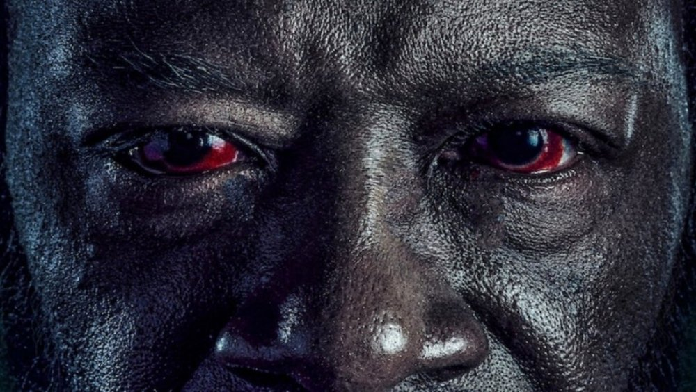 Lennie James as Morgan in Fear The Walking Dead