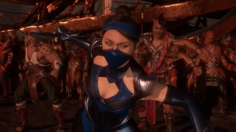 Mortal Kombat movie adds three more to the fight