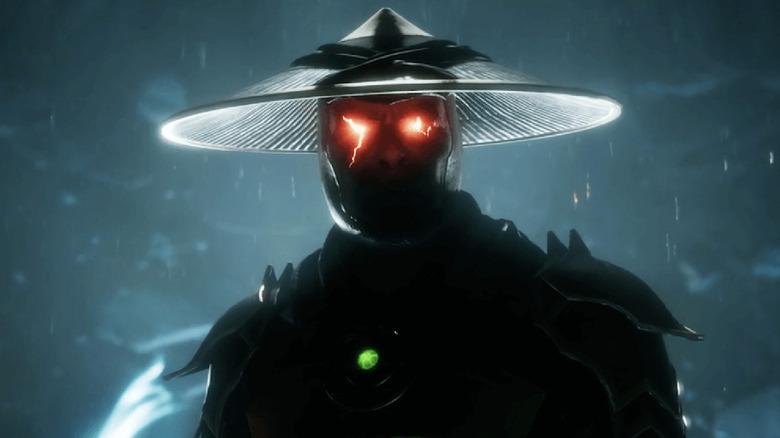 Raiden in Mortal Kombat 11