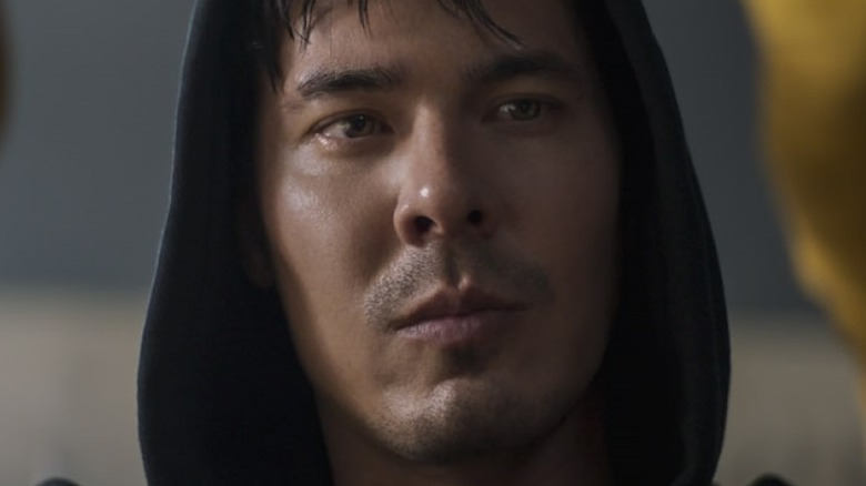 Lewis Tan as Cole Young