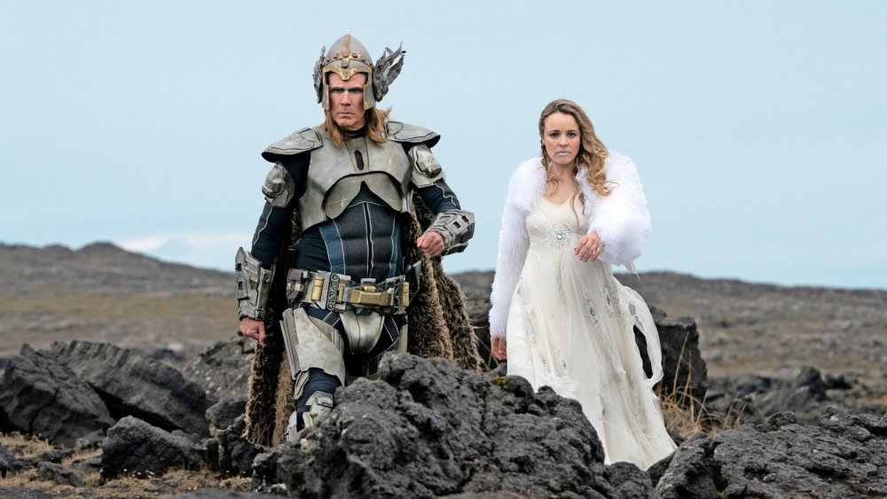 Will Ferrell and Rachel McAdams in Eurovision Song Contest