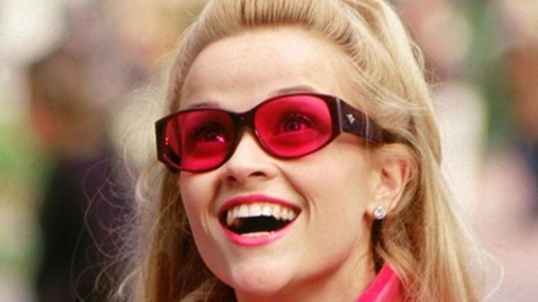 Ellle Woods smiles