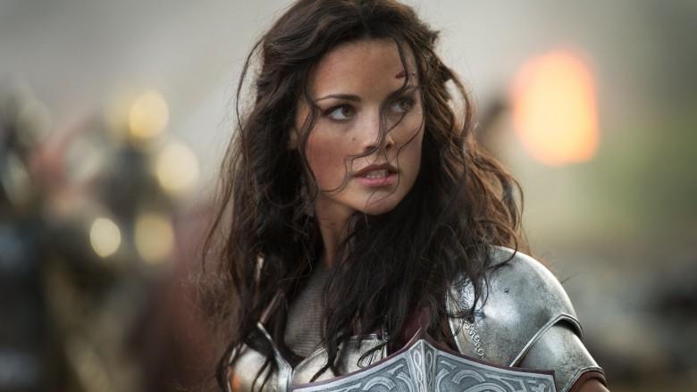Jaimie Alexander in Thor: The Dark World