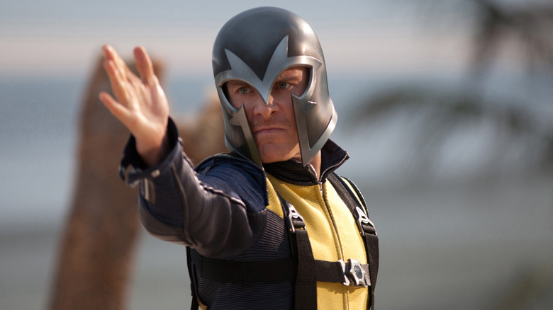 Michael Fassbender in X-Men