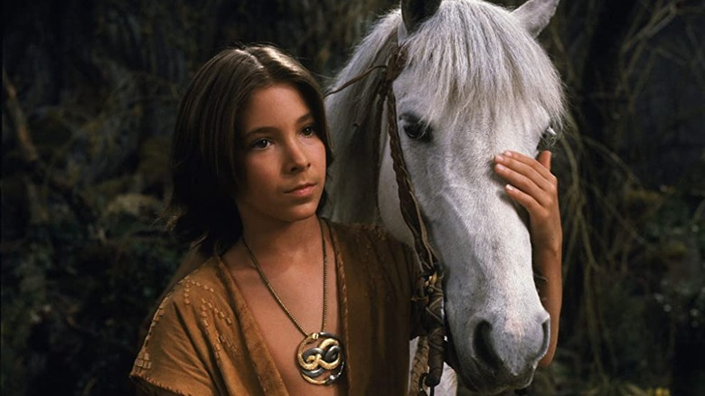 Noah Hathaway in The NeverEnding Story