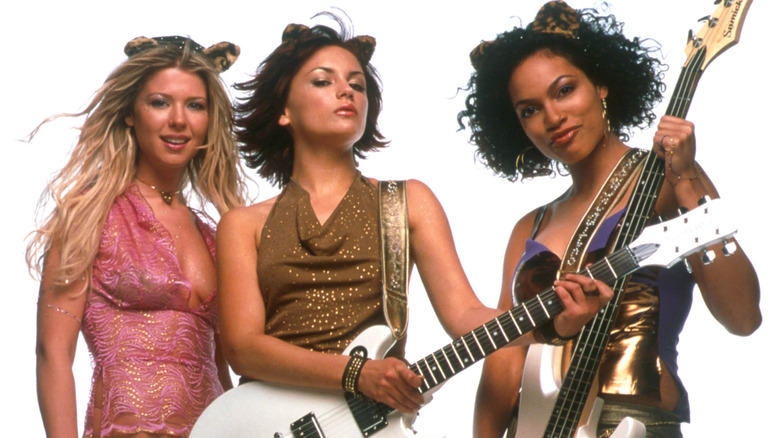 Josie and the Pussycats.