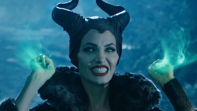 Angelina Jolie Maleficent