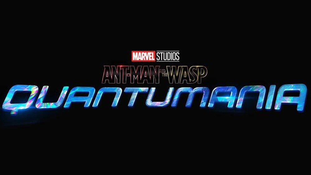 Ant-Man and the Wasp: Quantumania logo