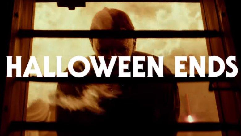 Halloween Ends logo