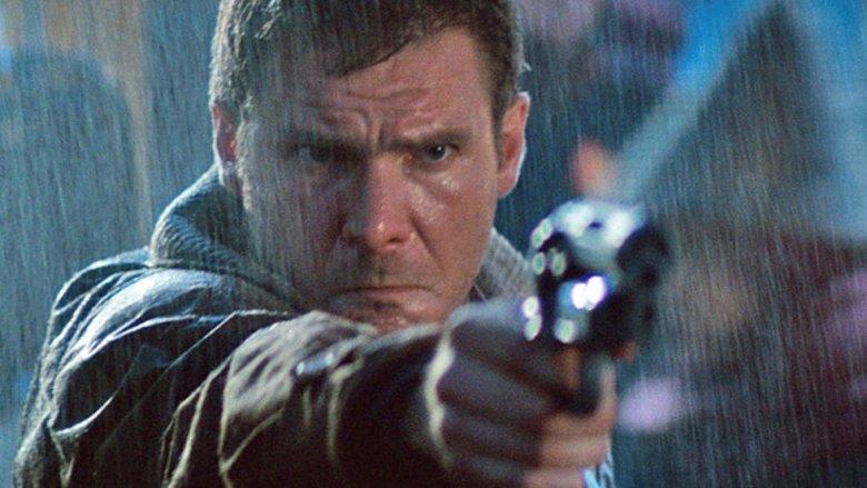 Rick Deckard in Blade Runner