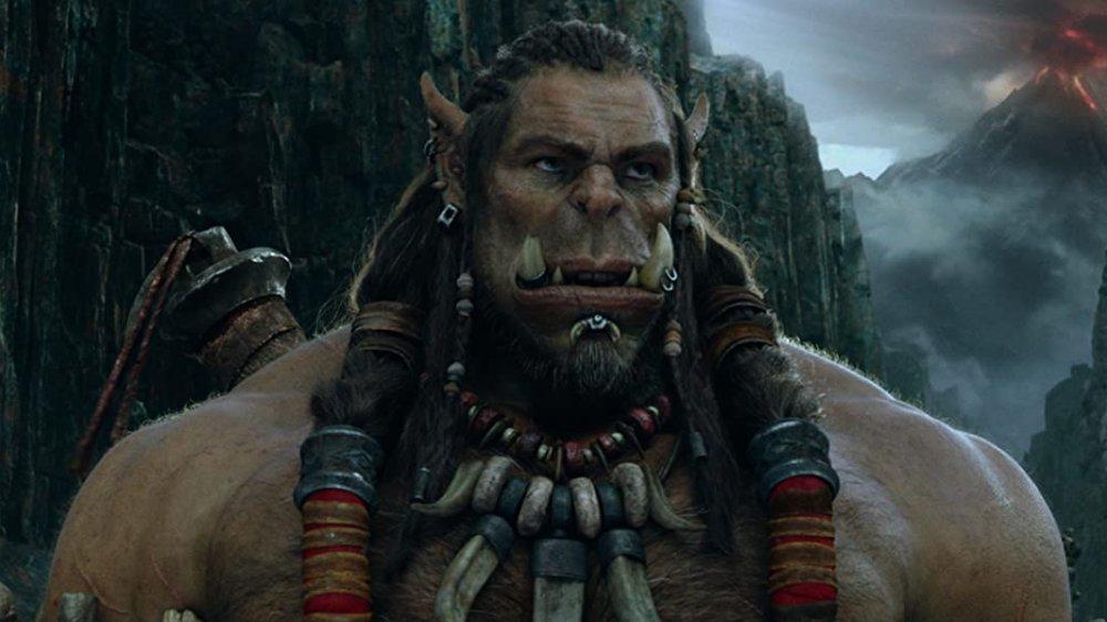 Toby Kebbell as Durotan in Warcraft