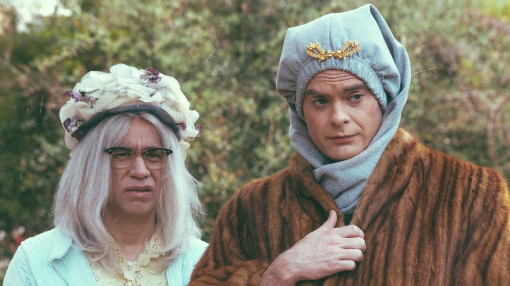 Fred Armisen and Bill Hader in Documentary Now!