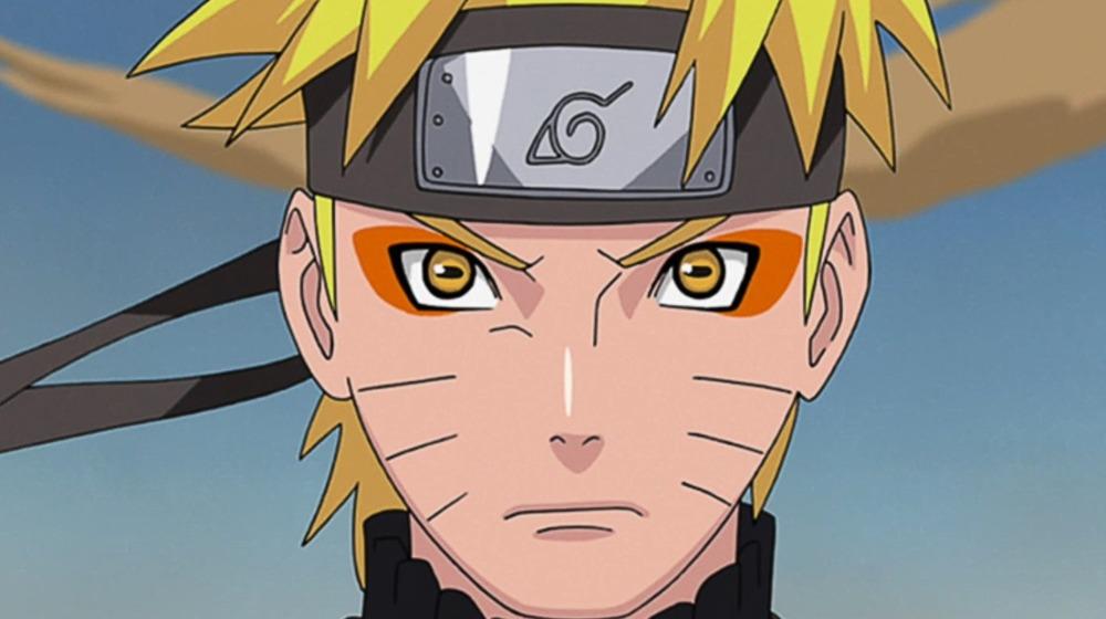 Naruto in Sage Mode