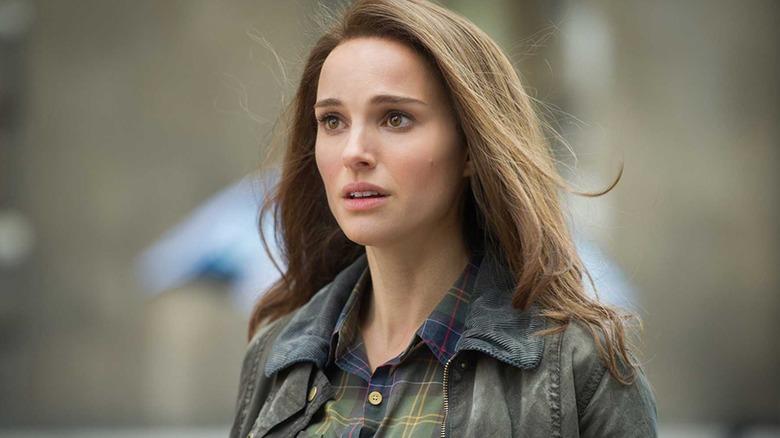 Natalie Portman as Jane Foster aka Thor