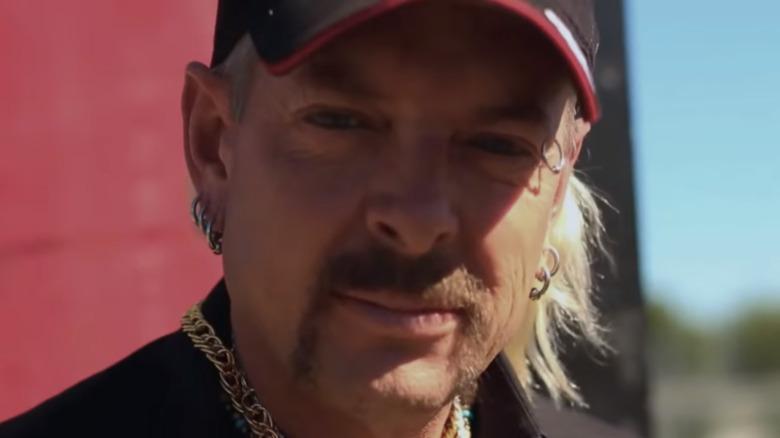 Joe Exotic Face Close-Up