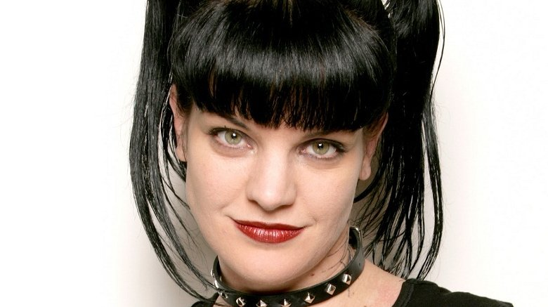 Pauley Perrette as Abby Sciuto in NCIS on CBS