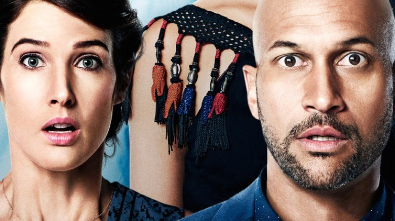 Friends from College Cobie Smulders Keegan-Michael Key