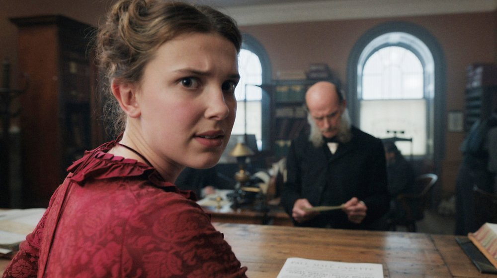 Netflix's Enola Holmes release date, cast and plot