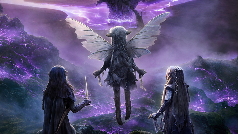Dark Crystal poster #1
