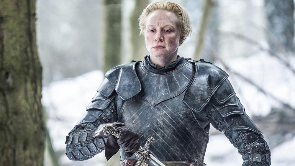 Brienne of Tarth armor