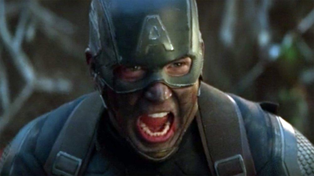 Captain America Endgame deleted scene