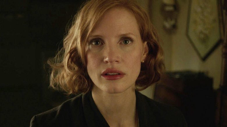 Jessica Chastain as Bev Marsh in It: Chapter Two