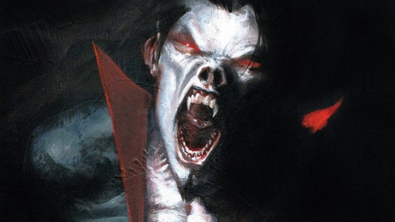 Morbius Movie >> New Morbius Movie Character Details Revealed