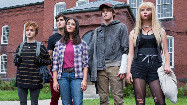 The cast of New Mutants