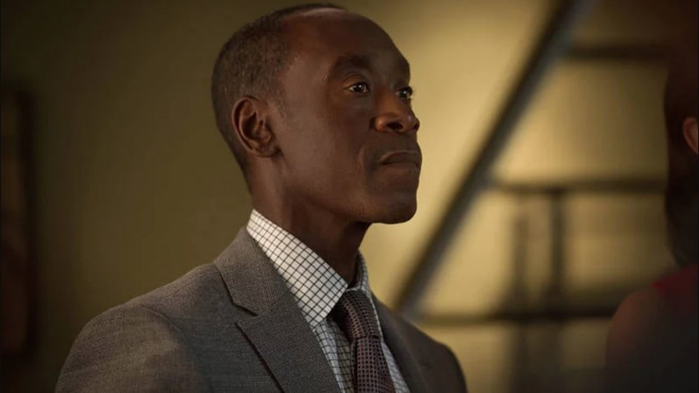 Don Cheadle in Avengers: Age of Ultron